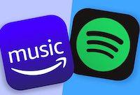 Spotify VS. Amazon Music Unlimited 音質